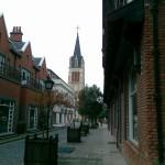 """""""Inwestycja rządowa"""": puste angielskie miasteczko"""