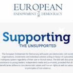 Europejski Fundusz na Rzecz Nietrwałych Demokracji?