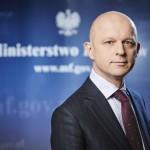 Paweł Szałamacha, Minister Finansów, źródło: mf.gov.pl