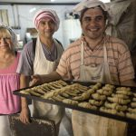 """181016 . Community bakery """"La Masa Critica"""", near La Juanita cooperative, Laferrere, Buenos Aires, Argentina."""