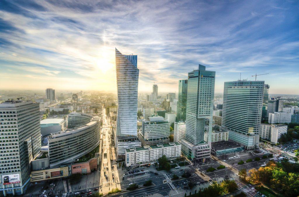 Nowoczesna Warszawa